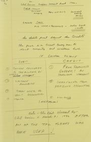 U.S. National Archives Notes