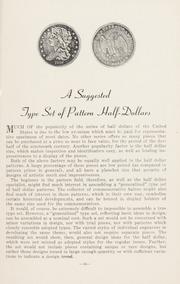 United States Pattern Coin Handbook
