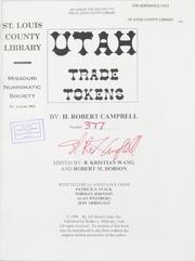 Utah Trade Tokens
