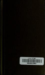 Oeuvres de Millevoye