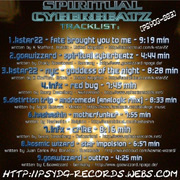 VA - Spiritual Cyberbeatz [PSYDG-003] : Psy-Dance-Global Rec : Free