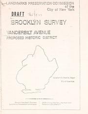 Vanderbilt Avenue proposed ...
