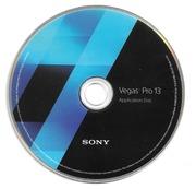 Sony Vegas 13 Pro - DVD-ROM