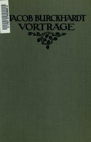Vorträge, 1844-1887 : im Auftrage der Historischen und Antiquarischen Gesellschaft zu Basel