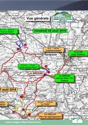 Vosges Rallye Festival 2016 - Programme