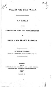 the cost of slavery essay Slavery in the chocolate industry essays nike may find that it receives some public relations benefit rather than undergoing the effort and the cost of.