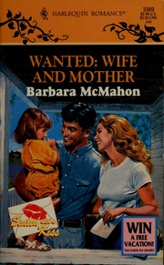 Wanted, wife and mother : McMahon, Barbara : Free Download