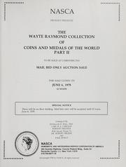 The Wayte Raymond Sale - Part II