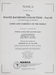 The Wayte Raymond Sale: Part III
