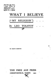 tolstoy essay on life Essays on leon tolstoy we have this book review describes a research of the death of ivan ilyich book by leo tolstoy the novel reveals the life and death of.