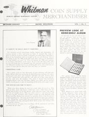Whitman Coin Supply Merchandiser Vol. 1 No. 4