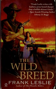 the wild breed leslie frank