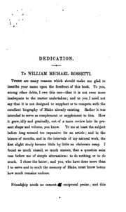 william blake a critical essay swinburne algernon charles  william blake a critical essay