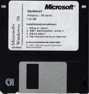 Windows 98 boot disk : Microsoft : Free Download, Borrow, and