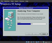 Windows 95 VDI File for VirtualBox : Microsoft : Free