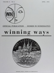 Winning Ways: Official Publication of Women in Numismatics, vol. 11, no. 2