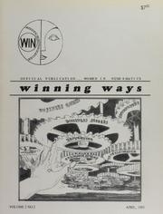 Winning Ways: Official Publication of Women in Numismatics, vol. 2, no. 2