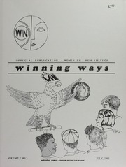 Winning Ways: Official Publication of Women in Numismatics, vol. 2, no. 3