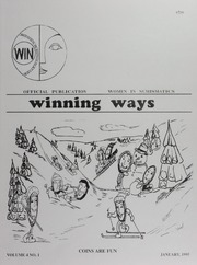 Winning Ways: Official Publication of Women in Numismatics, vol. 4, no. 1