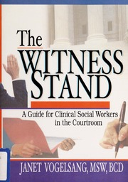 on the witness stand essays on psychology and crime hugo  borrow the witness stand