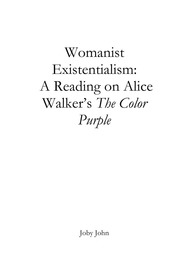 womanist Existentialism-libre