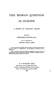 the w question in europe a series of original essays the w question in europe a series of original essays
