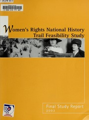 Women's Rights National History Trail Feasibility Study: Final Study Report