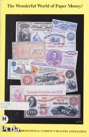 The Wonderful World of Paper Money!