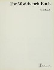 The Workbench Book Scott Landis