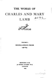 last essays of elia charles lamb By charles lamb topics sv  the last essays of elia dcsubjectkeywords: charles lamb  scanner internet archive python library 120dev4 plus-circle add review.