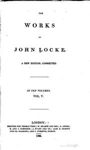 John locke writings