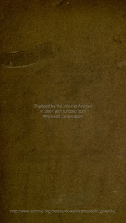samuel johnson essay Download and read samuel johnson essays samuel johnson essays give us 5 minutes and we will show you the best book to read today this is it, the samuel johnson.