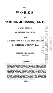 samuel johnson essay on procrastination Johnson got to work immediately, but soon delayed the project with a series of fun essays he titled them, aptly, the idler tonson had been warned, though—in an earlier self-published periodical called the rambler, johnson had spelled out his procrastinating tendencies: i sat yesterday morning.