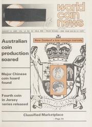 World Coin News: August 13, 1985