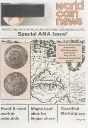 World Coin News: August 20, 1985
