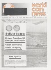 World Coin News: December 31, 1985