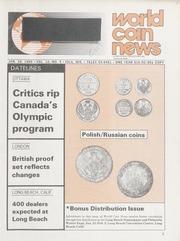 World Coin News: January 29, 1985