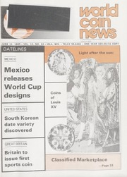 World Coin News: June 11, 1985