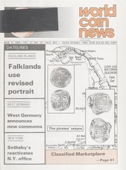 World Coin News: March 5, 1985