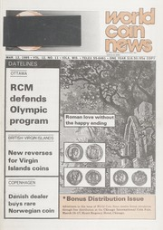 World Coin News: March 12, 1985