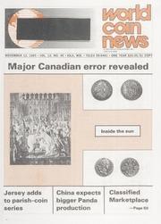 World Coin News: November 12, 1985