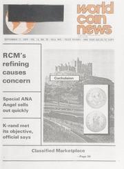 World Coin News: September 17, 1985