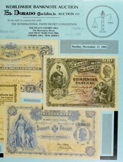 Worldwide banknote auction ... [11/17/1985]