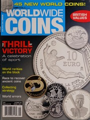 Worldwide Coins [September 2009]