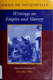 essay on algeria tocqueville