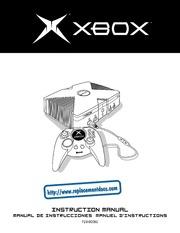 XBOX Manual: Hardware - Xbox System