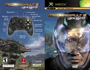 XBOX Manual: Mechassault 2 Lone Wolf