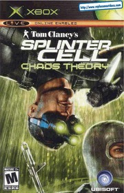 XBOX Manual: Splinter Cell 3 - Chaos Theory