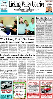 Licking Valley Courier: 2012-06-07