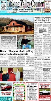 Licking Valley Courier: 2013-01-17